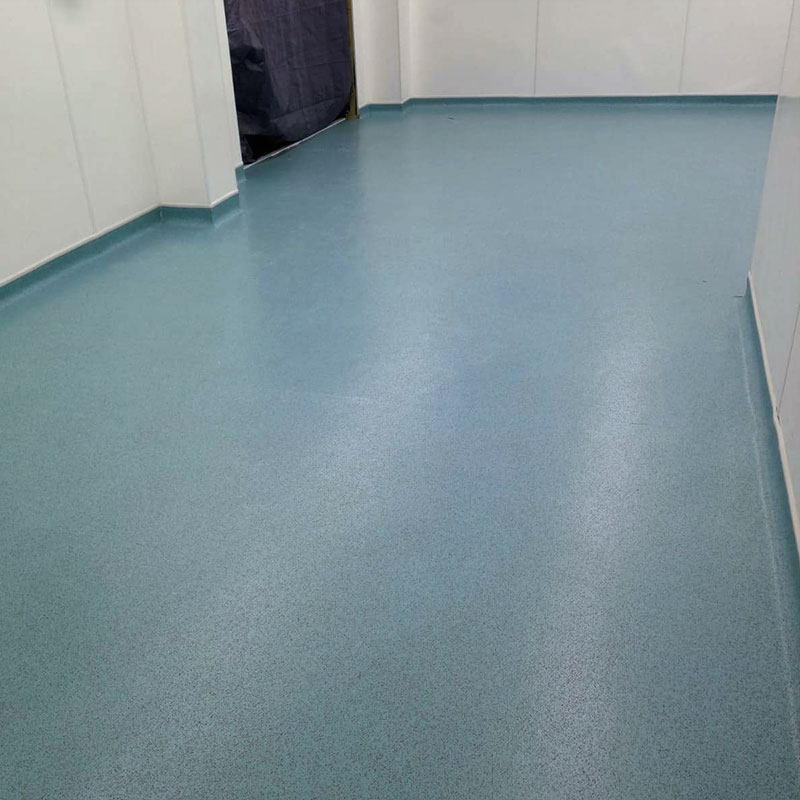 Contract flooring fitted by Carpet Factory Frome